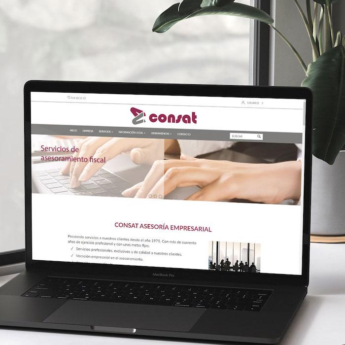 diseño página web empresa valencia