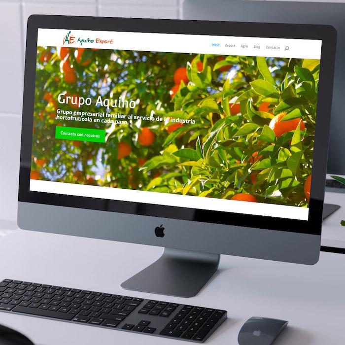 página web para mi negocio