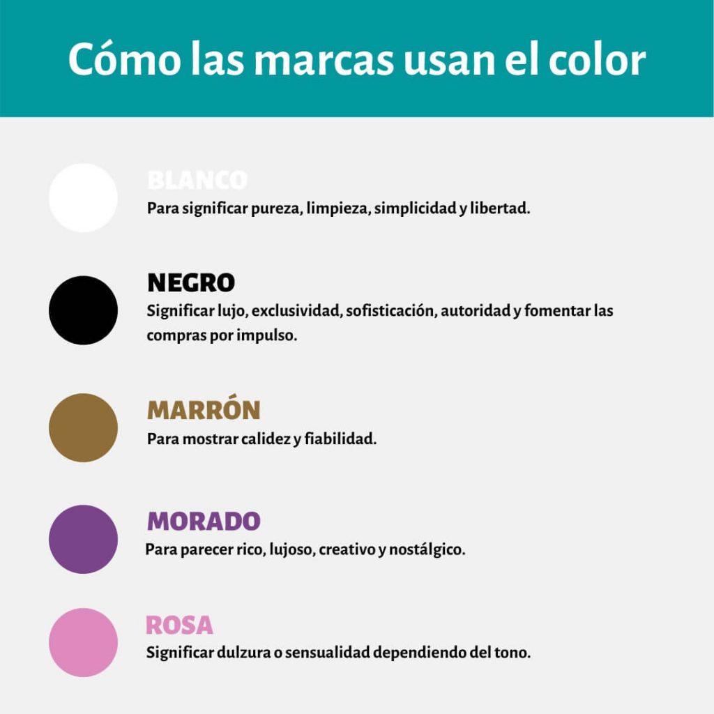colores marketing